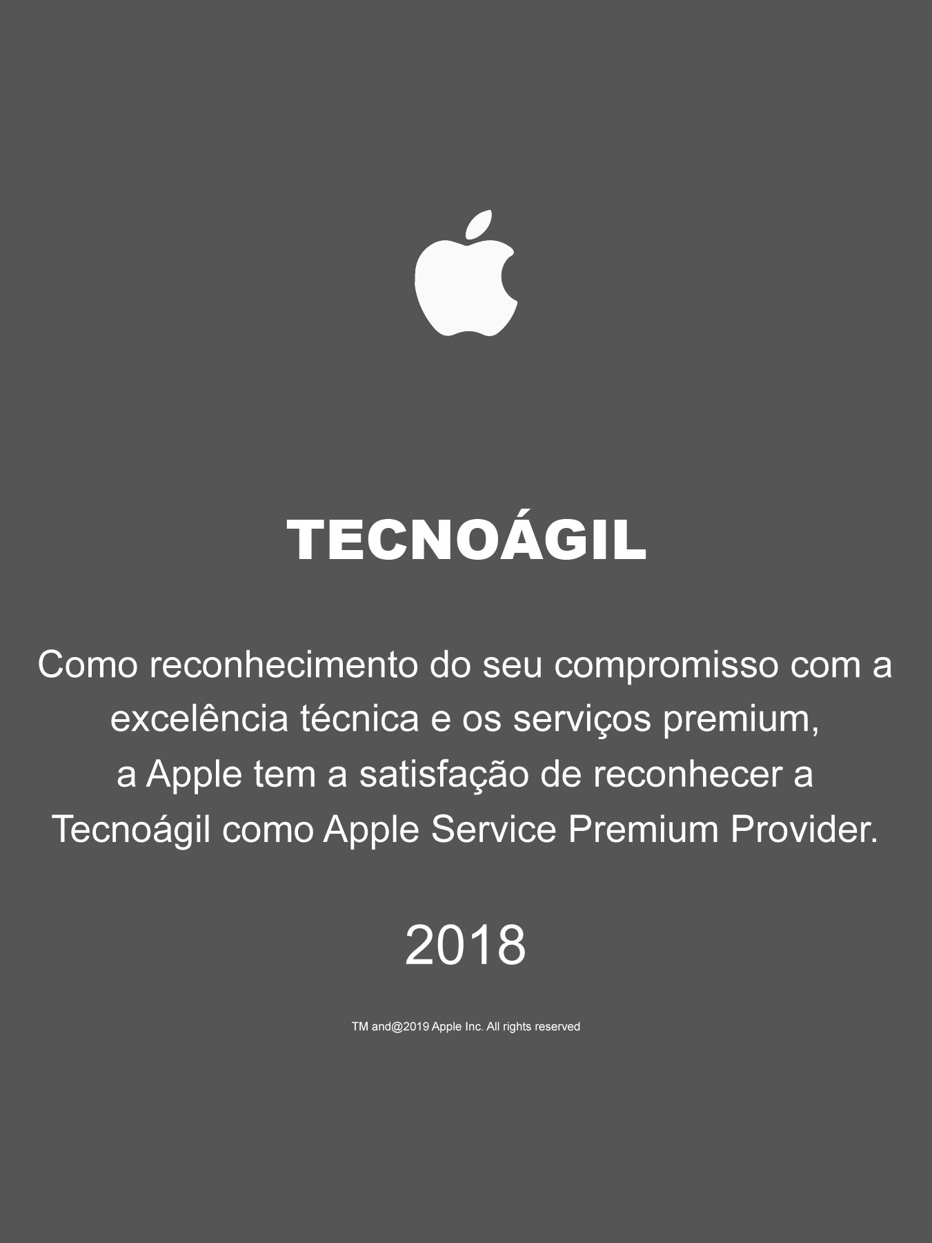 cd5c49b3034aa Autorizada Apple Fortaleza – Tecnoagil – Premium Service Provider
